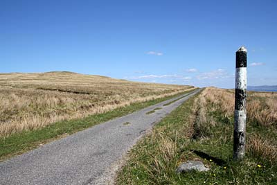 Long Road on Jura